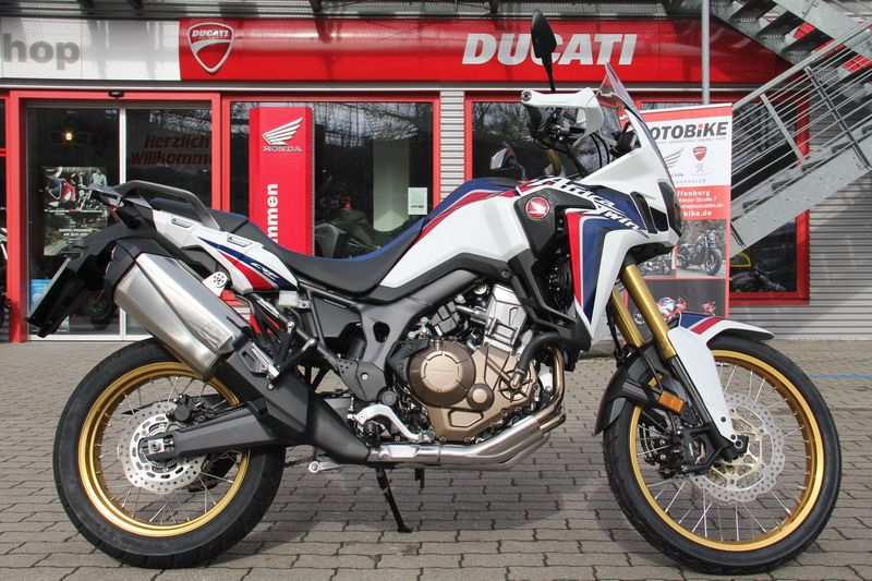 HONDA CRF 1000L African Twin-ABS